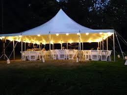 Wynajmowanie namiotów na ślub- jak się do tego zabrać